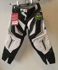Original Pantalon BMX KENNY Track  noir et blanc  taille 20 US 4  ans FR   neuf