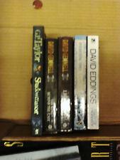 5 different fantasy books