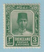 MALAYA - TRENGGANU 22  MINT HINGED OG *  NO FAULTS VERY FINE!