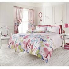Modern Style Duvet Cover Fashion Butterfly Pillowcase Bedding KING