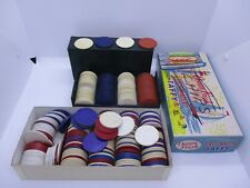 bf goodrich poker chips vintage