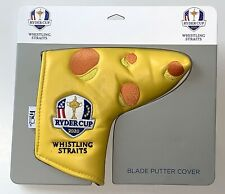 Ryder Cup Putter Cover cheese blade whistling straits golf 2020 2021 pga new