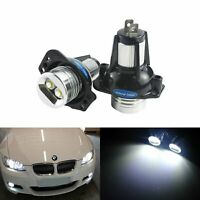 Ampoule LED BMW Série 3 E90 E91 Angel Eyes 12W Blanc Xenon Phare Lampe 2004-2008