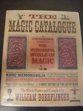 THE MAGIC CATALOGUE BY WILLIAM DOERFLINGER