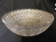 r rene lalique large bowl