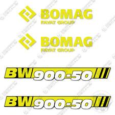 Bomag BW 900 50 Decal Kit