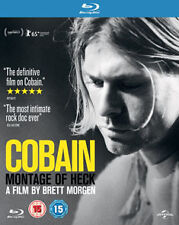 COBAIN - MONTAGE OF HECK - BLU-RAY - REGION B UK