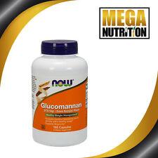 Now Foods Glucomannan 575 mg 180 caps