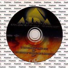 Elton JOHN HEATHER HADLEY SHERIE SCOTT A Step too far Promo 3-Tr MEXICO CD SING