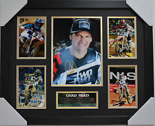 CHAD REED SIGNED AND FRAMED LIMITED EDITION