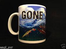 Gone Fishing, pike, lure, Gift Mug