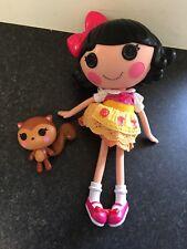 Lovely grandi Lalaloopsy bambola con il suo giocattolo figura circa 12 in (ca. 30.48 cm)
