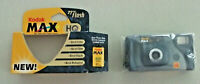 KODAK Max HQ 800 One-Time-Use Camera w Flash, 27 Exposures, NEW Sealed EXPIRED