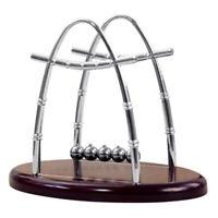 Tipo Arqueado Bola de Equilibrio de Cuna Newton Artesanía Péndulo de La Cie H2R1
