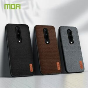 For Oneplus 8 Case 8 Pro Cover / One Plus 7 Pro / 6 Case Fabrics NEW Coffee Grey