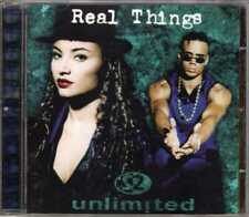 2 Unlimited - Real Things [UK] - CDA - 1994 - Eurodance Ray Anita No One