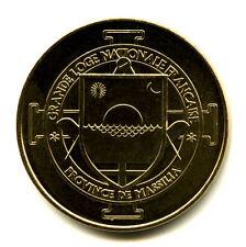 13 MARSEILLE Grande Loge nationale française, Massilia, 2010, Monnaie de Paris