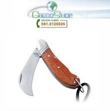 Coltello/Coltellino/Roncola a serramanico tascabile per innesto con lama a punta