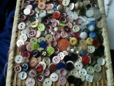 Vintage small  buttons craft / sewing 200