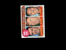 1969 Topps 628 Rookie Stars Conigliaro/Syd O'Brien/Fred Wenz RC NM #D788465
