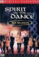 Spirit of the Dance - New Millennium - All Region Compatible NEW DVD