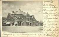 Plainfield NJ YMCA c1905 UDB Postcard