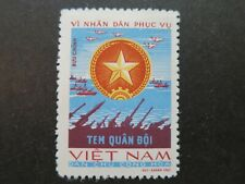 N.Vietnam 1967 - Military Stamps/ Badge of People's Army - MNH