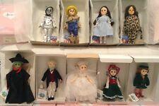 NIB Effanbee Storybook Wizard of Oz Collection dolls lot 9