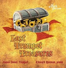 Cellier / Absil / Bo - Lost Trumpet Treasures [New CD]