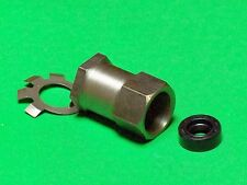 Knucklehead, Panhead, Shovelhead  Clutch Hub Nut Kit. 41-84  USA Made. [101]