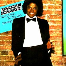 CDM+DVD - Michael Jackson - Don't Stop 'Til You Get..(NUMBERED EDIT. MINT LISTEN