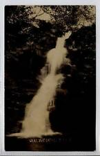 (Gh069-341) Real Photo of Cray Waterfall, BUCKDEN, Skipton c1910 Unused VG-EX