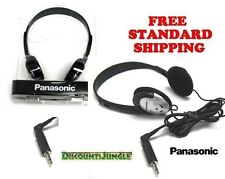 BRAND NEW PANASONIC REPLACEMENT HEADSET HEADPHONE FOR RR-830 &RR-930 TRANSCRIBER