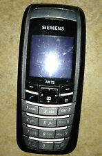 SIEMENS AX72 - CELLULARE GSM TRIBAND