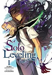Solo Leveling, Vol. 1 (manga) by Chugong 9781975319434 | Pre Order 1975319435