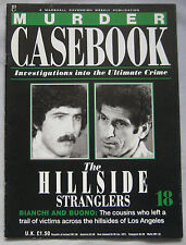 Murder Casebook Issue 18 - The hillside stranglers Bianchi & Buono