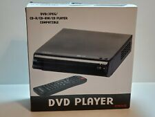 New listing Craig Compact Dvd/Jpeg/Cd-R/Cd-Rw/Cd Player with Remote (Cvd512a)New