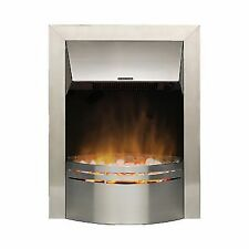 Dimplex Dakota Inset Steel Fire 2000w - Dkt20