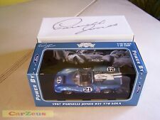 1:18 GMP, 1967 Lola T70 Spyder, 1967 Can-Am Series, #21 Parnelli Jones