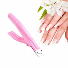 New Edge Nail Art Manicure Acrylic Gel False Tips Clipper Cutter Nail Scissors