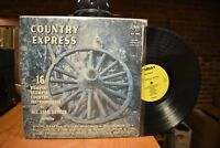 Raney Wimberley Stanley Bros Country Express LP Starday SLP 109 Mono