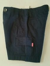 GIRLS SCHOOL UNIFORM SHORTS NAVY BLUE 2Y-3Y LC WAIKIKI BERMUDAS