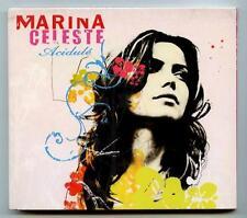 Double CD Marina CELESTE : Acidulé / The Perfect Kiss 2007