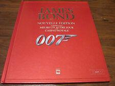 Rare French Hard Cover Book James Bond 007 Nouvelle Édition ! Casino Royale +