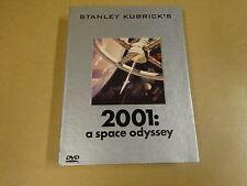 2-DISC DVD BOX / 2001: A SPACE ODYSSEY ( STANLEY KUBRICK )