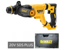 DeWalt DCH263KN Hammer 20V 1165rpm 4300bpm SDS-Plus LED BL 3J 6lbs / Bare Tool