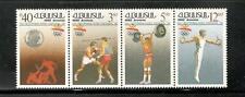 ARMENIA - OLYMPICS - STRIP OF 4 - #432 - MNH - YR 1992