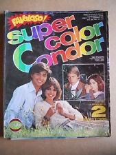 SUPER COLOR CONDOR Fotoromanzo n°9 1979 ed. Condor  [G580]