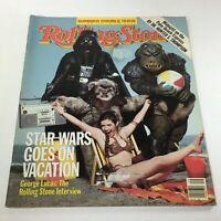 VTG Rolling Stone: July 21-August 4 1983 - Star Wars' Darth Vader, Princess Leia