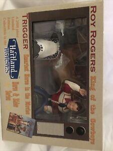 hartland model horses Model #806 Roy Rogers And Trigger